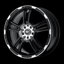 MR281 Tires