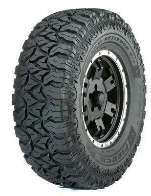 Fierce Attitude M/T Tires